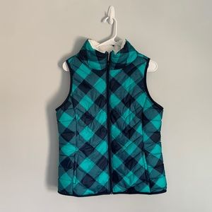 Authentic American Heritage Puffer Vest Size Large